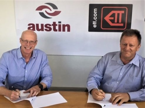 AE ETT Signing