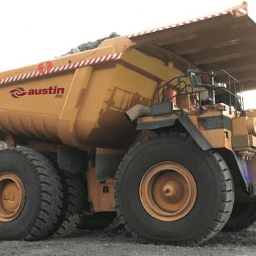 Austin JEC - Dump Truck Bodies