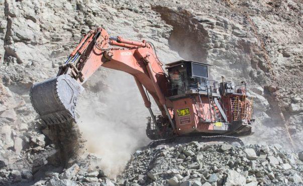 Two Piece Excavator Bucket
