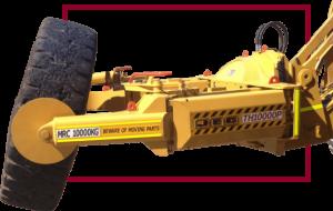 MRC Tyre handler mining - Austin Engineering