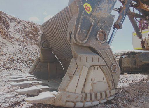 Buckets - Mining equipment maintenance - Austin Engineering